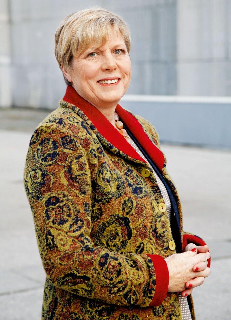 Irena Orešnik: kandidatka za Slovenko leta 2016